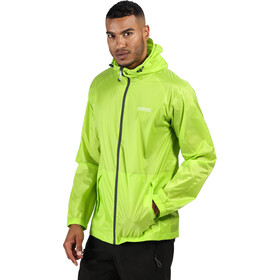 Regatta Pack It III Chaqueta Hombre, electric lime